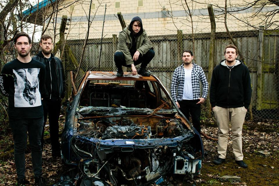 Join Sectioned For An Explosive Controlled Burn On Their New Album, 'Annihilated'