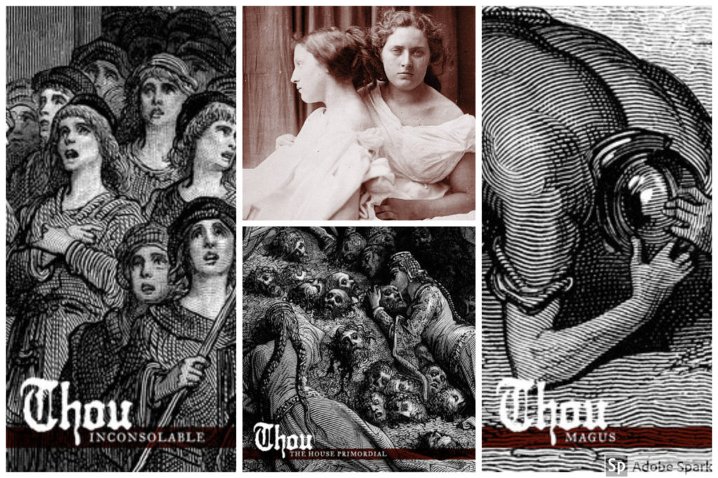 Thou Draws From The Past And Charts A Future Course On FOUR New 2018 Releases
