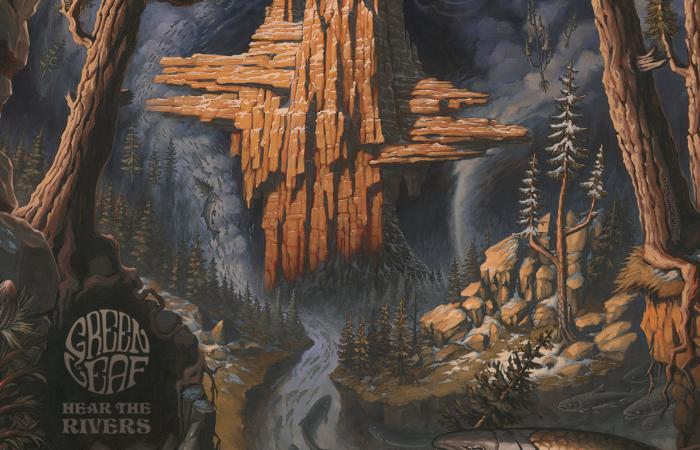 Greenleaf Craft Masterfully Humanized Sludgy Rock On Newest Full Length 'Hear The Rivers'