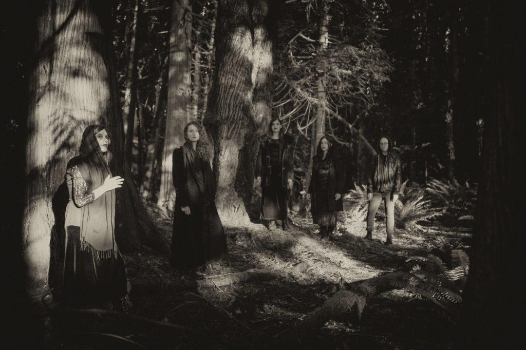 Vouna Walk The Listener Through Their Debut LP's Creeping Funeral Doom Wasteland