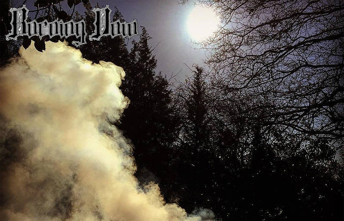 Holy Roar's Burning Vow Transfix The Listener With Towering Self Titled Doom Metal Debut
