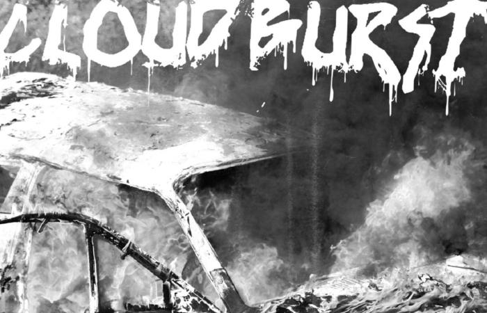 Indonesia's Cloudburst Drop Shock And Awe With Deranged New Metallic Hardcore LP