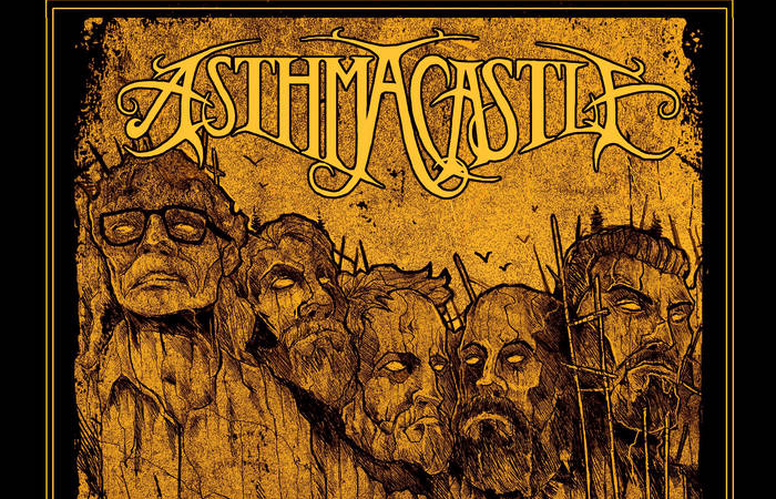 Heave Yourself Through The End Of The World With Asthma Castle's Wildly Intense Sludge