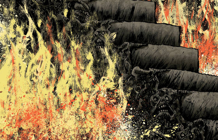 Cable's Pummeling New Album Descends Into Welcome Heavy Metal Madness