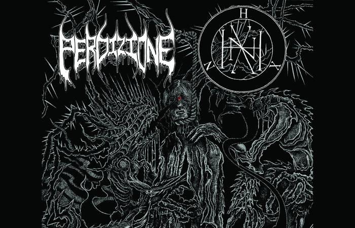 Dive Exclusively Here Into Perdizione & Haxen's New Split's Black Metal Devastation