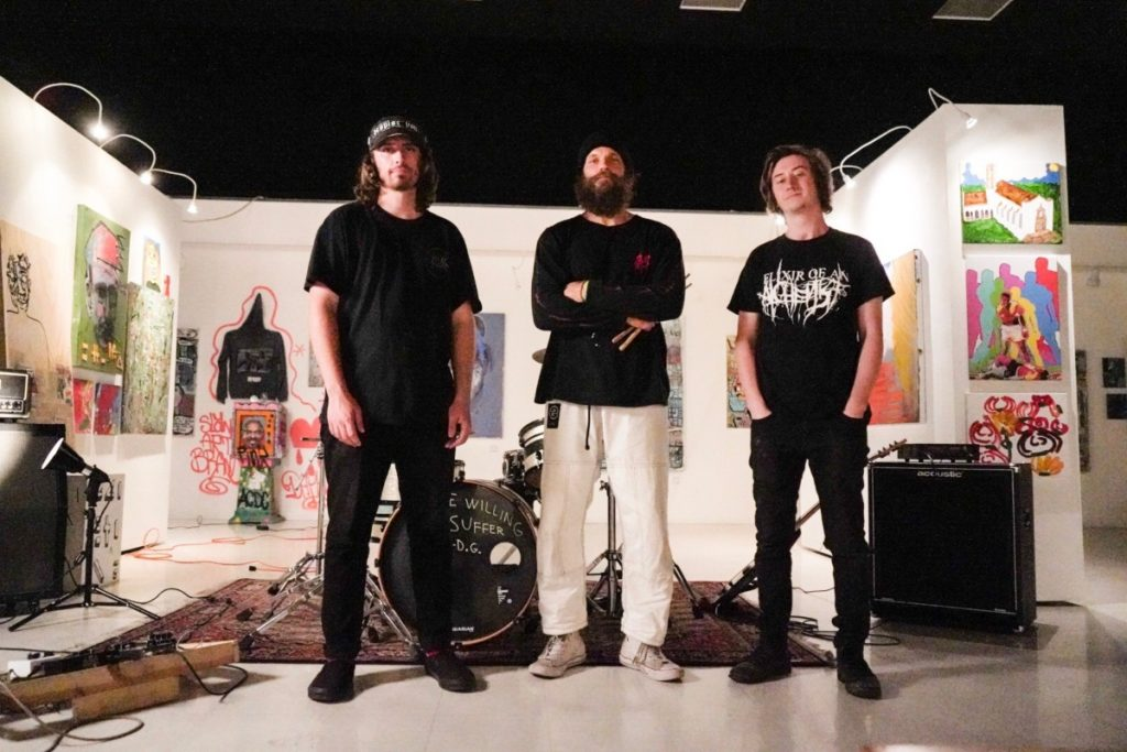 West Coast Band To Be Gentle Share Insight Into Their Poignantly Beautiful Screamo