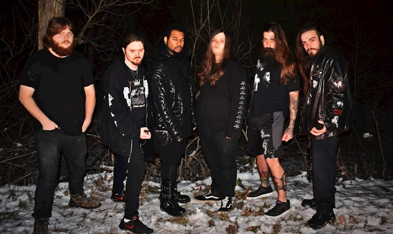 Check Out Into Pandemonium's Beastly New Blackened Metal Album Exclusively Here