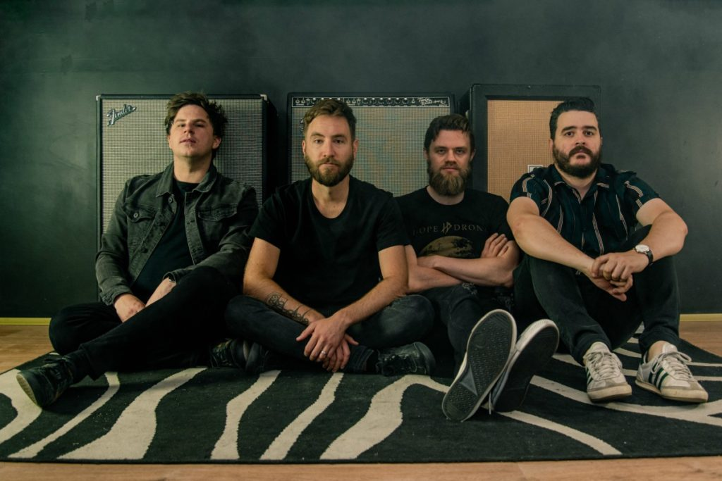 Check Out A Premiere Of Brightly Energetic New Post-Rock From Solkyri Right Here