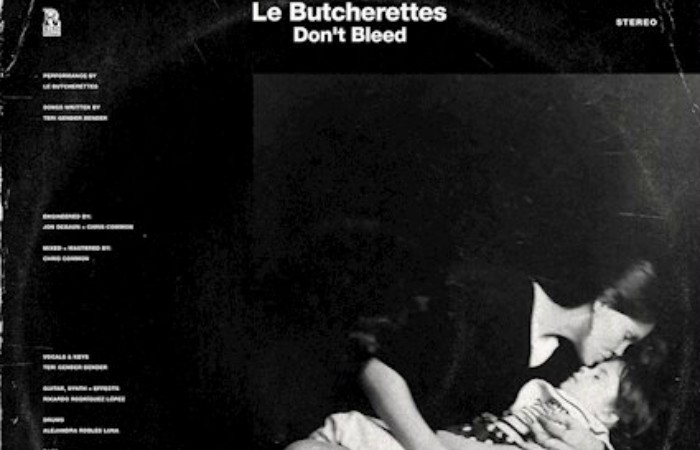 Le Butcherettes Deliver Powerfully Affecting Psychedelic Noisy Rock On Latest EP