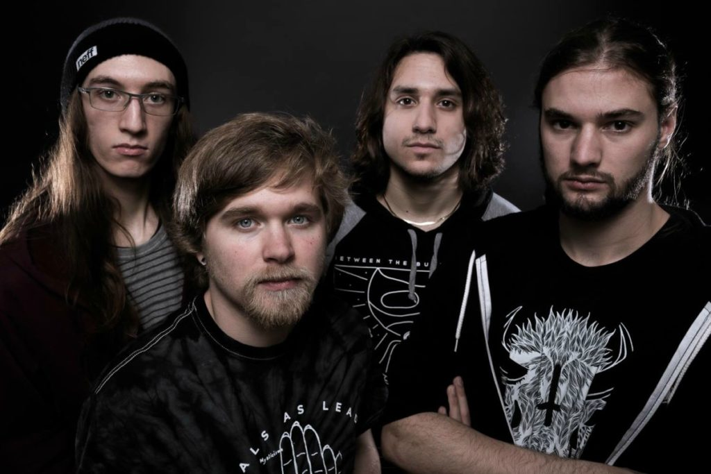 Experience Excitingly Flourishing New Prog Metal From Myth of I Exclusively Here