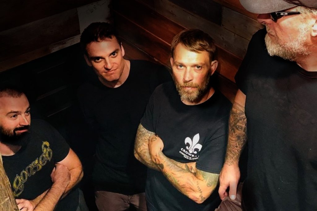 Check Out Radian's Grippingly Heavy Sludgy Doom Debut Album Exclusively Here