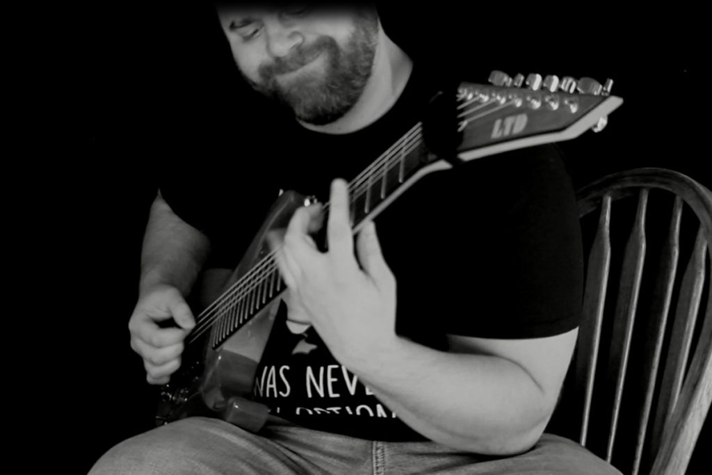 Check Out An Exclusive Guitar Playthrough From Thoren's Crushing New Album