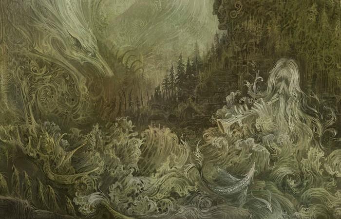 Russia's Gloosh Pack Menacing Black Metal On Frantic, Thrilling New Album