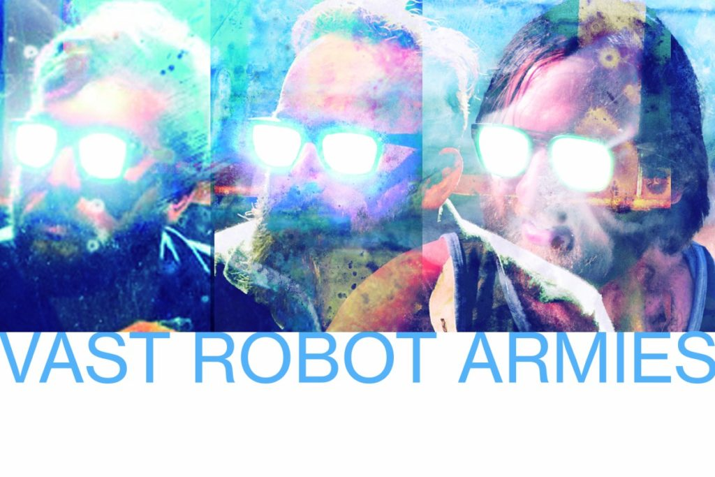 Dive Into A Rocking New Single From Vast Robot Armies Premiering Right Here