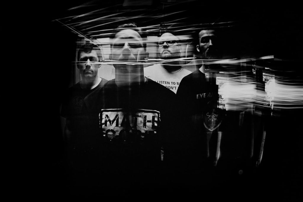 Baltimore's Under The Pier Premiere Ripping New Heavy Mathcore — Listen Here!