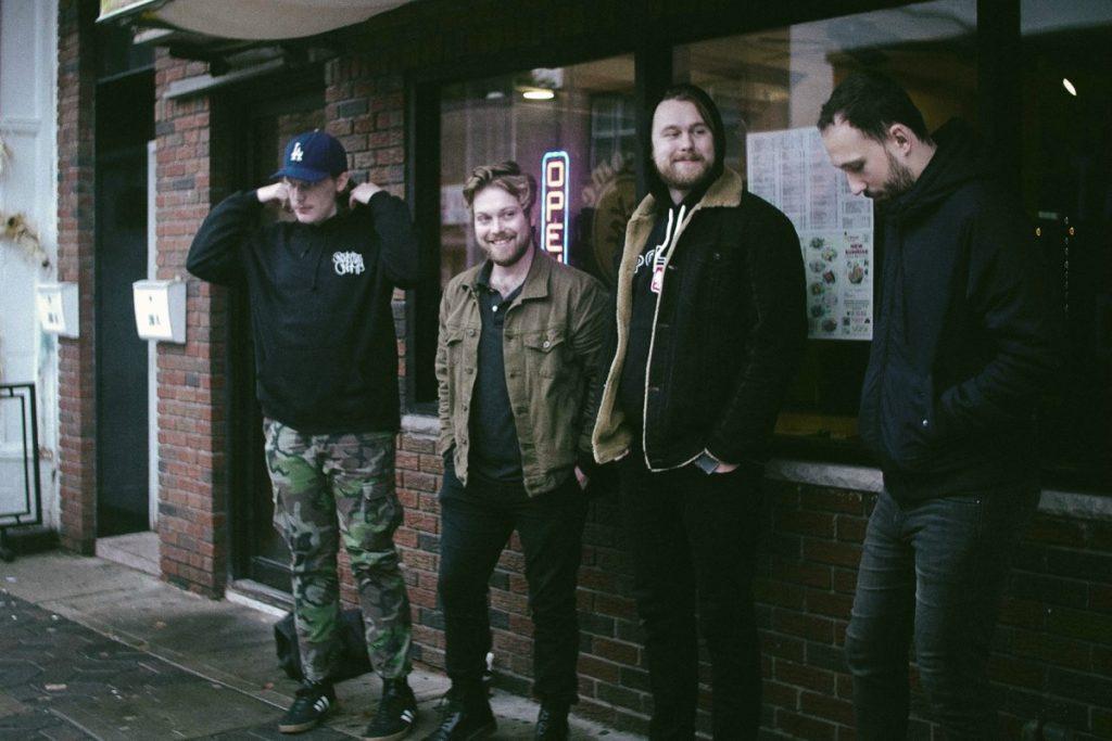 Funeral Fires Drop Fierce Chaotic Hardcore/ Screamo LP — Listen (& Pre-Order) Here!