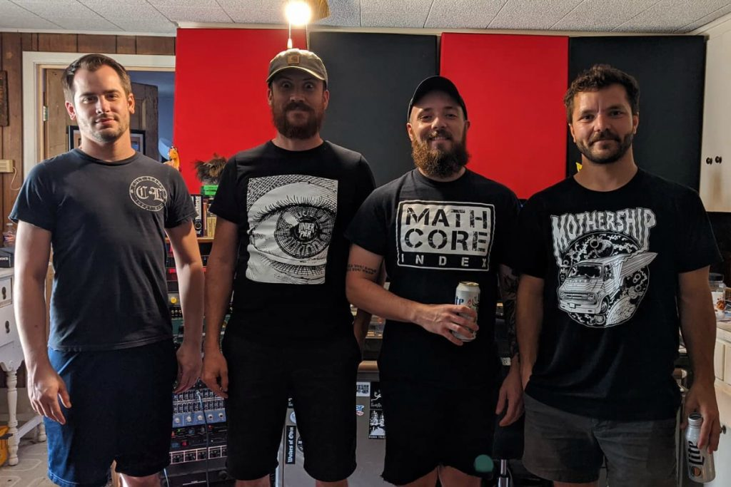 The God Awful Truth Premiere Ripping New Heavy Mathcore Single — Listen Here!