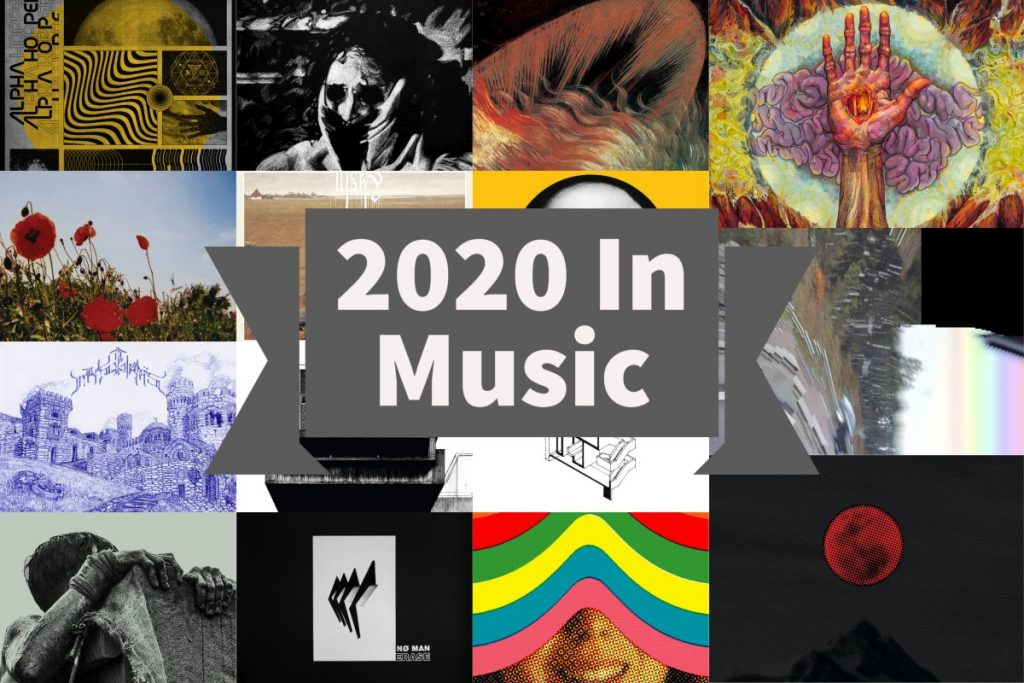 Fifteen Of The Most Powerfully Standout Records From Across 2020