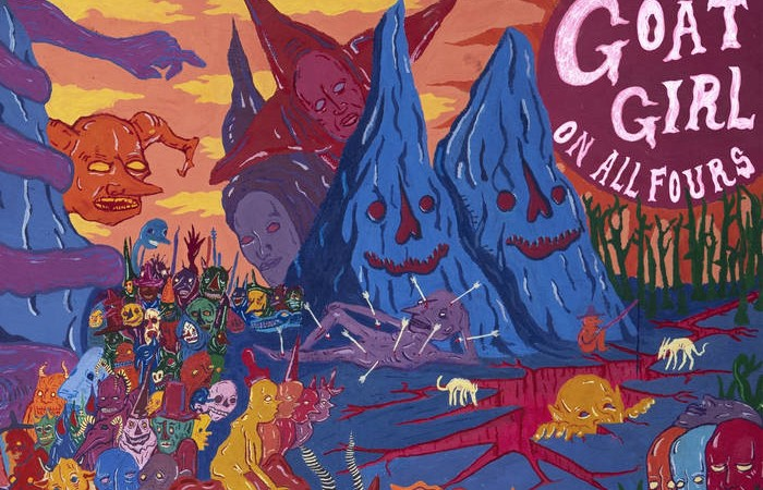 Goat Girl Perform Dreamy & Vibrant Post-Punk On Shimmering New Record