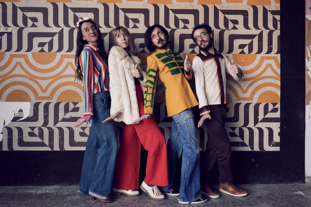 France's Odessey & Oracle Discuss Their Recent Album Of Sunny Psychedelic Pop