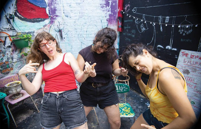 Palberta Pack Invigorating Indie Punk On Bright & Compelling New Record