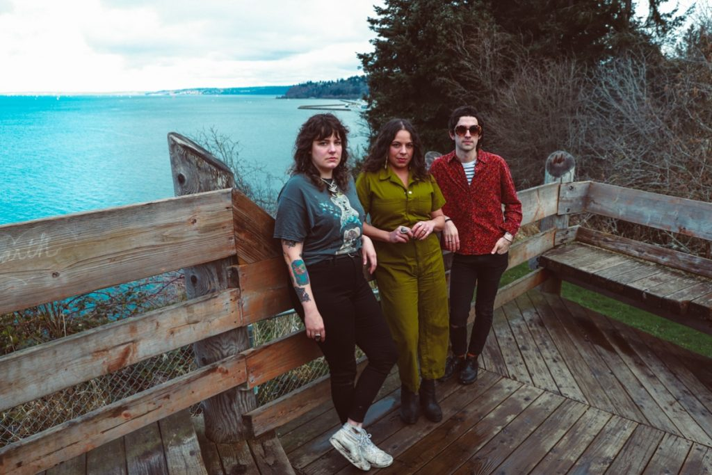 Seattle's Wild Powwers Premiere Catchy New Track Of Grungy Indie — Listen Here!